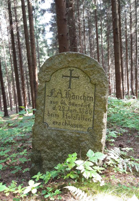 Denksteine-Tour Hänchenstein